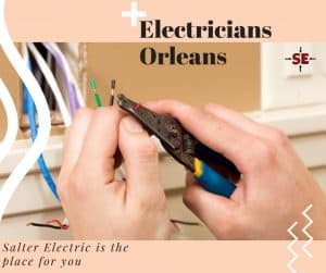 Electrician Orleans