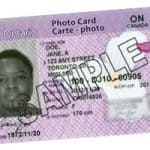 Get your Ontario Photo ID card
