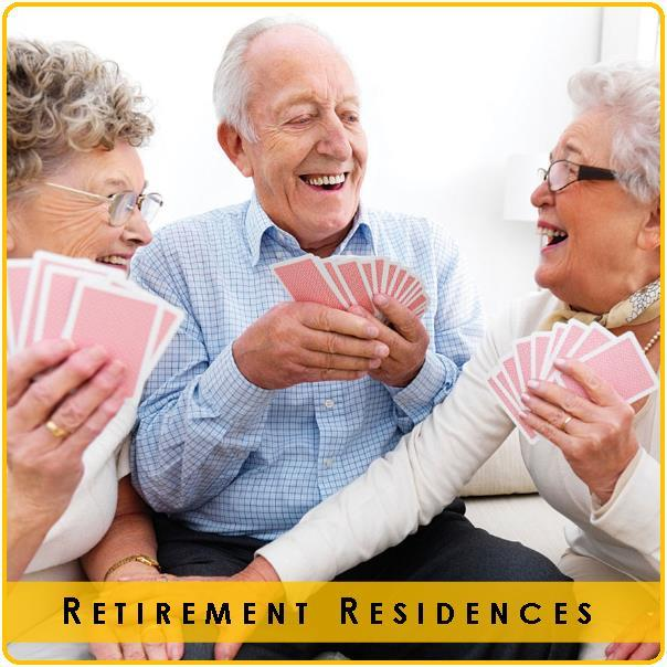 View the Ottawa Retirement Residence Database