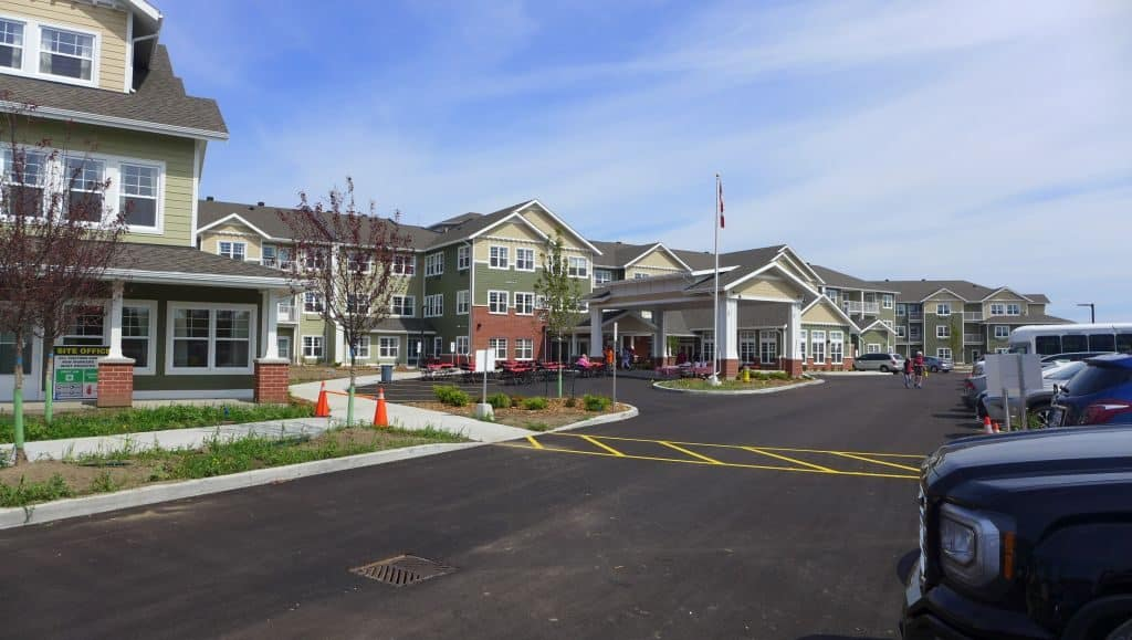 the Bradley Retirement Residence Kanata